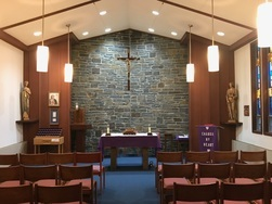About | The Shrine of the Holy Innocents | Saugerties, NY