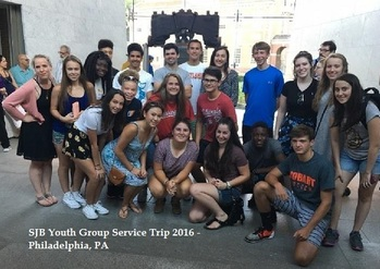 Philly Service Trip 2018