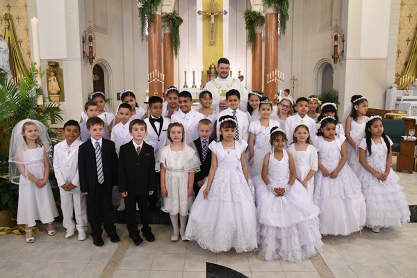 2018 First Communion