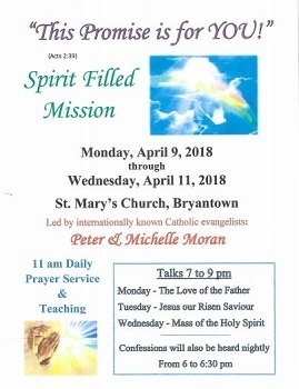 Spirit Filled Mission