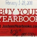 Buy Your Yearbook by February 28