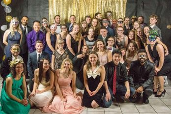 Young Adult Mardi Gras Party