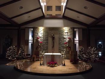 Christmas at St. Catherine's