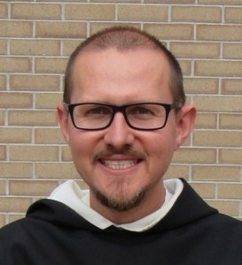 Father Lukasz Misko, OP