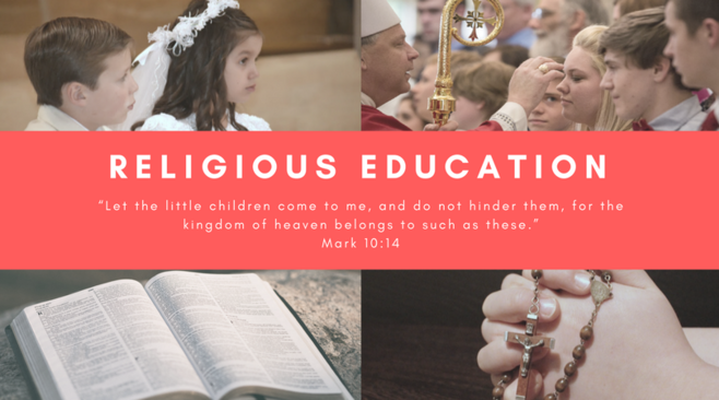 Religious Education banner
