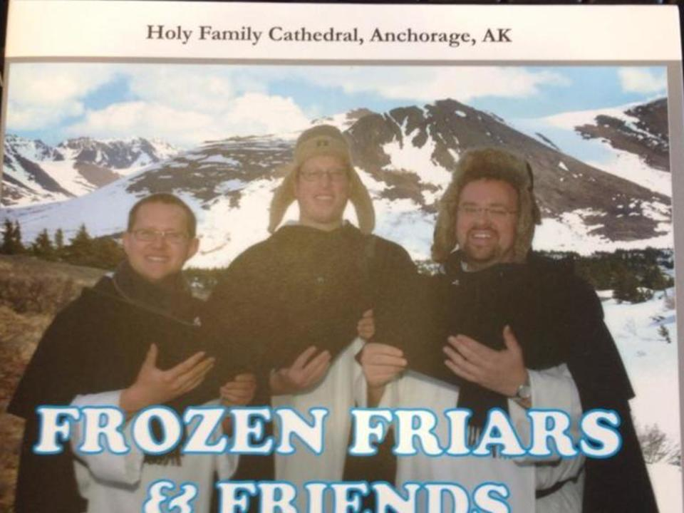 Frozen Friars Album
