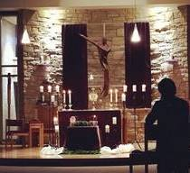 Young Adult Men's Adoration