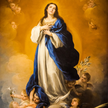 Feast of the Assumption of Mary Mass Bilingual