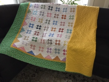 Altar & Rosary Quilt Raffle Winners