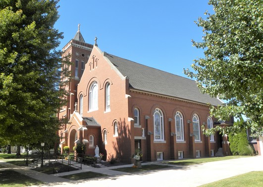 Image of St. Mary's, Delavan