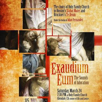 Exaudium Eum: The Sounds of Adoration