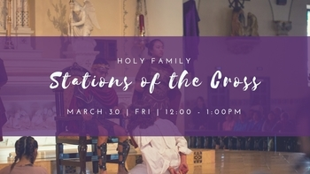 Live Stations of the Cross