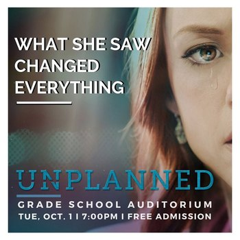 Movie Night - Unplanned