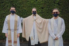 <br /><br /> CLERGY AND STAFF