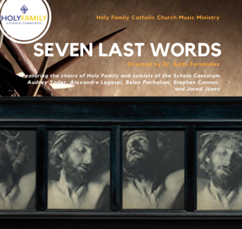 Seven Last Words: An Evening of Music