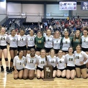 Volleyball Team Named State Runner-Up
