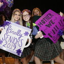 Class of 2019 Violets Bloom into Seniors at Step-Up Day