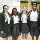 Student Council Members Inducted into Office