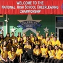 Cheerleaders Compete at National Cheerleading Competition in Disney World