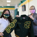Academic, Athletic, and Choir Letter Jackets Distributed