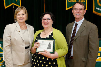 Co-Worker in the Vineyard and Cabrinian Educator Honors