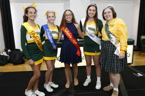 Crescents Celebrate Homecoming 2018
