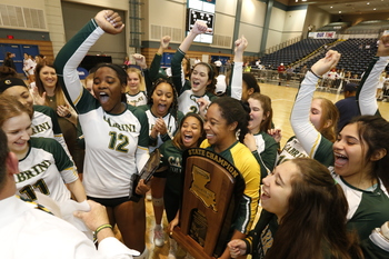 Volleyball State Champions!