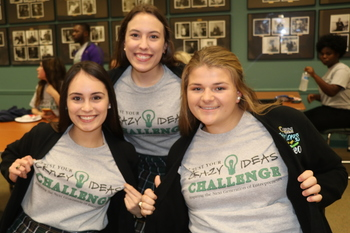 Students Named Finalists for Trust Your Crazy Ideas Challenge