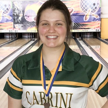 Jaya Jensen '19 Places 3rd in State Bowling Championship