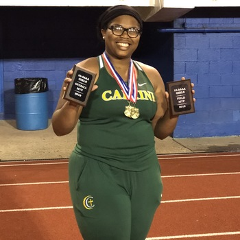 Track & Field Named District Champs Fourth Year in a Row