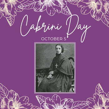 Happy Cabrini Day!
