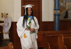 Doves of 2020 Graduate from Cabrini High School