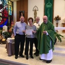St. Gertrude Family of the Month for October