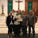 St. Gertrude Family of the Month for November