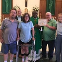St. Gertrude Family of the Month for August