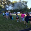 Middle School Youth Group Cookout