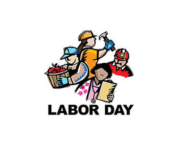 Labor Day, Office Closed