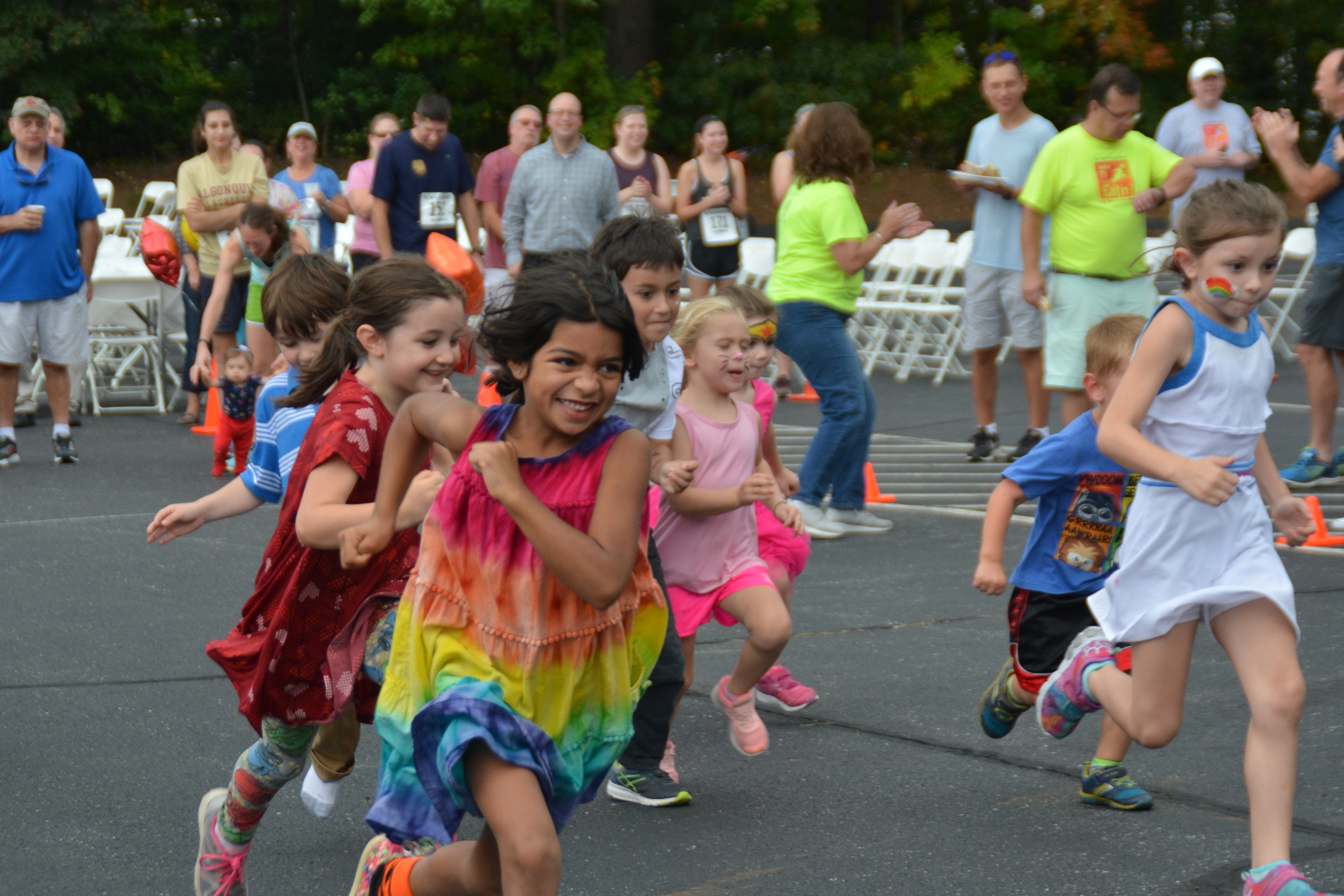 How Fit is Your Faith? 5K Family Fun Day!