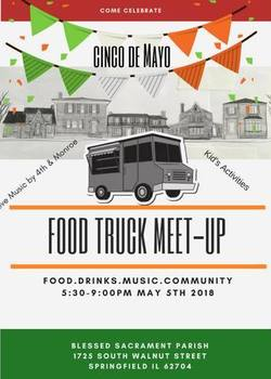 Cinco de Mayo Food Truck Meet Up
