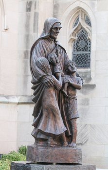 Save the Date! Statue Dedication on Sunday, September 5