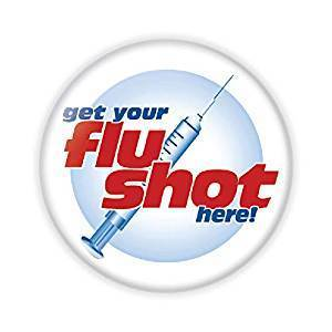 Flu Shot Available