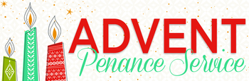 Cohort Advent Penance Service