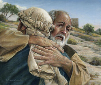 Sunday Reflection: The Return of the Prodigal Son: The Journey to Easter with Deacon Paul