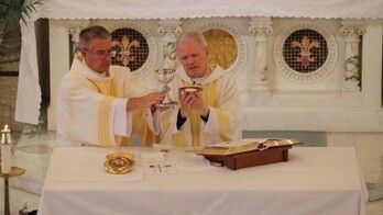 """It's Time for a """"Eucharistic revival"""""""