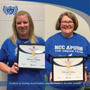 Excellence in Teaching Award Recognizes Two Nouvel Teachers