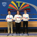 Three Nouvel Catholic Central students named essay contest winners