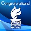 Student leaders inducted to National Junior Honor Society