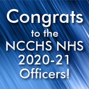 New National Honor Society Officers Announced