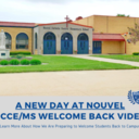 NCCE/MS Welcome Back Video
