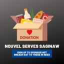 Nouvel Serves Saginaw